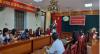 Đảng bộ Trung tâm Y tế Yên Mỹ tổ chức kết nạp Đảng viên mới cho 3 đồng chí trong các chi bộ trực thuộc